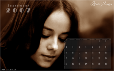 2007 September - click for information & download options
