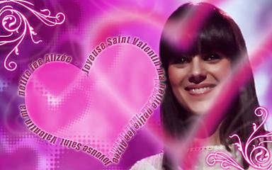 Joyeuse Saint Valentin ma petite fée, Alizée - click for information & download options
