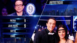 Scores & critics for Alizée's charleston