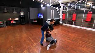 Week 9 - Bonus 7 - Alizée's choreography
