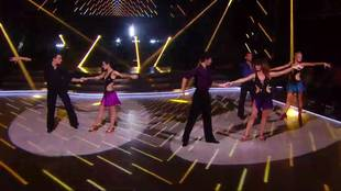Alizée dancing Megamix