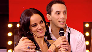 Alizée moments on after show