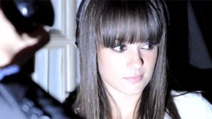 Alizée as DJ Guest at Ritz Club