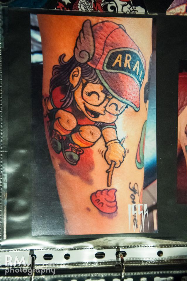Mondial du tattouage