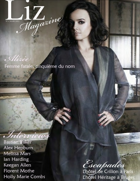 Liz magazine