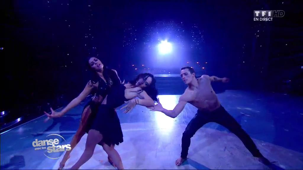 Rumba trio with Alizée, Grégoire & Candice