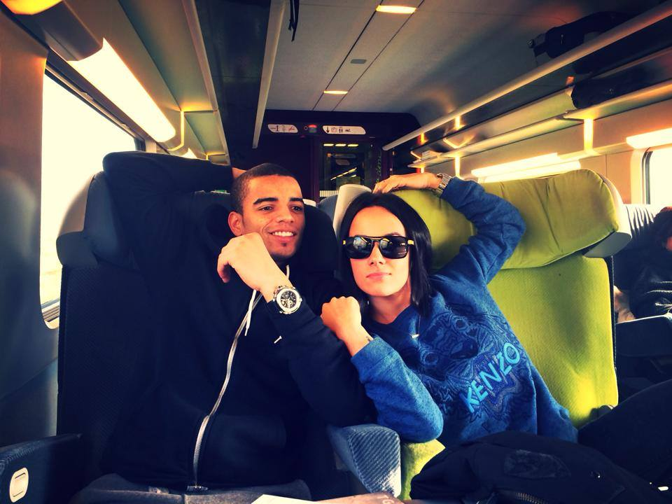 On the way to Nantes with Brahim