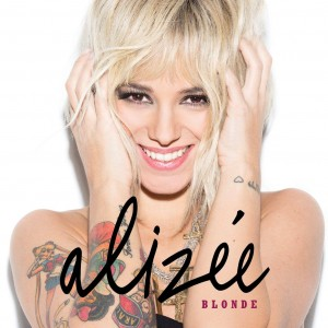 Alizée single - Blonde
