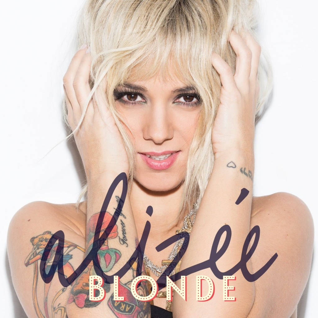 Alizée - Blonde (album)